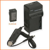 Cargador Con Smart Led Np-55 Camara Sony Ccd-f201 Ccd-f30