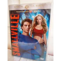 Smallville Temporada 7 Siete Serie De Tv Dvd