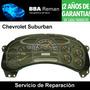 Reparación De Tablero De Instrumentos Chevrolet Suburban