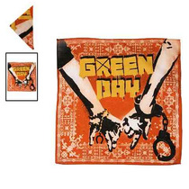 Hot Topic Paliacate Green Day Cuff Bandana