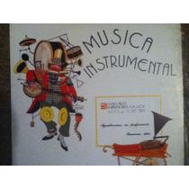 Disco Acetato De: Musica Instrumental