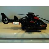 Helicoptero Thunder Copter + Sonidos + Movimiento.