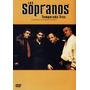 Los Sopranos Temporada 3 En Dvd Original Nuevo Sellado