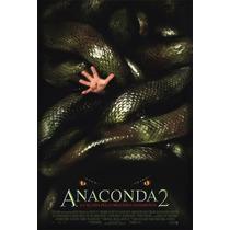 Anaconda 2 Pelicula Seminueva Envio Gratis