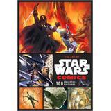 El Arte De Star Wars Comics 100 Postales Coleccionables *sk