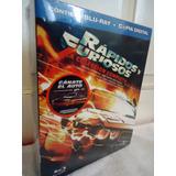 Pentalogia La Coleccion De Rapidos Y Furiosos Boxset Blu-ray