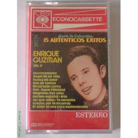 Enrique Guzman 15 Autenticos Exitos Vol 2 Envío Gratis!