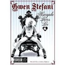 Dvd De Gwen Stefani (prácticamente Nuevo).