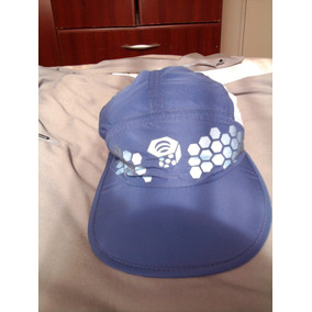 Mountain Hardwear .. Geist Running Cap/blue