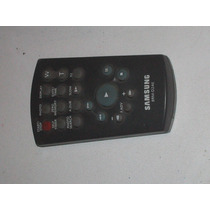 Control Remoto P/videocamara Samsung Scd86