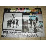 Wisin Y Yandel & Coti Poster De Universal De Coleccion!!