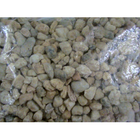 Grava Natural Pecera Acuario Decoracion Oficina Hogar Piedra