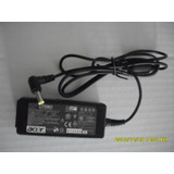 Cargador Mini Acer Aspire One Emachines