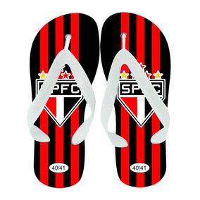 Chinelo São Paulo Esporte Clube De Futebol Frete Grátis
