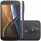 Motorola Moto G4 Octa-core 13mp 16gb 4g Dual-chip Tela 5.5