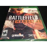 Battlefield Hardline Xbox One Nuevo Cellad Evio Gratis