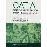 Test De Apercepción Infantil Cat-a -nuevo Y Original-