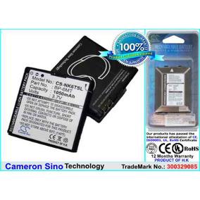 Bateria Pila Nokia N81 N82 E51 5610 6110 Navigator 6500 Bbf