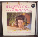 Angelica Maria Lp Volumen 2 Rock Mexicano