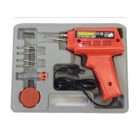 Kit Pistola De Soldar Electrica 180 Watts Marca Chicago Elec