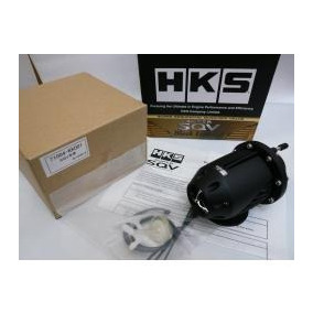 Blow Off Valvula De Alivio Hks Ssqv Black Turbo Sonido Gcp