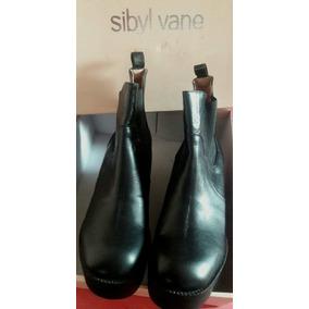Sybil Vane#bota#cuero 40 #nueva