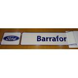 Adesivo Barrafor Concessionária Ford