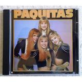Cd Paquitas 1989 - Colecionador Trilhas & Afins
