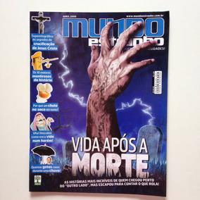 Revista Mundo Estranho Vida Após A Morte Nº86 Abril 2009