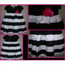 Vestido De Fiesta Para Niñas, $935.00 Ndd