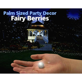 Led Sumergible Tipo Esfera (habas De Hada O Fairy Berries)