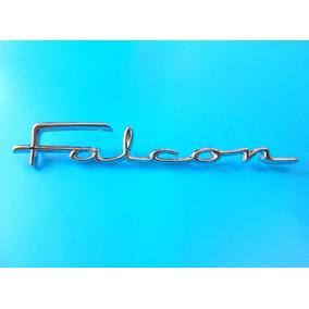 Emblema Ford Falcon Laterales Y Cajuela 1967 - 1971 Clasico