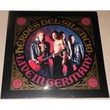 Heroes Del Silencio Live In Germany 2 Vinilos+dvd Bunbury