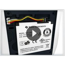 Batería Cargador Y Cable P/calculadora Ti Nspire Texas Envío