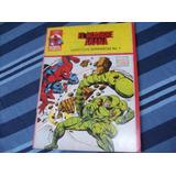 El Hombre Araña Nº1 Carvajal S.a Publicaciones 1981