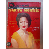 Sarita Montiel Sexy Portada Revista Dedicada A Ella 1960s