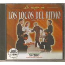 Los Locos Del Ritmo - Lo Mejor De - Cd Rock´n Roll Mexicano