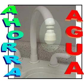 Ahorrador De Agua P/mezcladoras 3 Pzas Envio Incluido