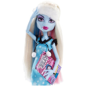Monster High Abbey Bominable Pijama De Miedo 2