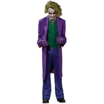 Disfraz De Joker Guason Batman Dark Knight Para Adultos