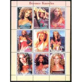 Beyonce 9 Estampillas Wsl