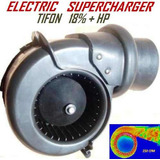 Turbo Supercargador Electrico 6% - 18% + Hp Rpm Autos 4 Cil