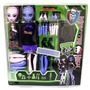Monster High Crea Tu Vampira Y Monstruo Marino Set Grande