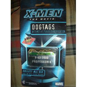 Dog Tag Professor X Men No Marvel Universe Spiderman Hulk Dc 61ae2bb7091