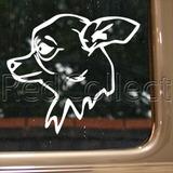 Stickers Chihuahua Dog Mascota Mde