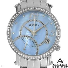 Reloj Nuevo August Steiner Original 02249808