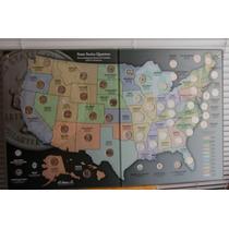 Juego De Las Pesetas Delos Estados De Usa