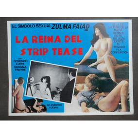 Zulma Faiad Sexxxy La Reina Del Strip Tease Topless Cartel