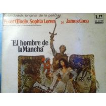 Disco Acetato De: El Hombre De La Mancha