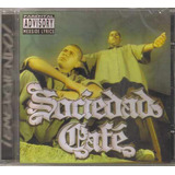 Sociedad Cafe - ¡emergiendo! ( Hip Hop Rap Mexicano) Cd Rock